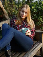 Freda Motten But First Coffee
