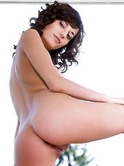 Met Art model Irina B solo set