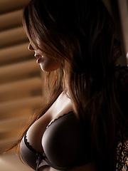 Tiffany Fox - shines in the dim light