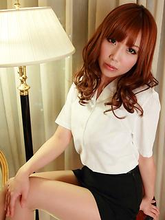 teen model Kurumi Kisaragi